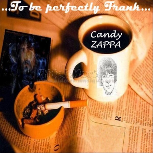 Candy Zappa - Amazed
