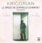 Michel Kricorian - Le speed de Corneille (Chimène)