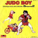 Michel Barouille - Judo Boy
